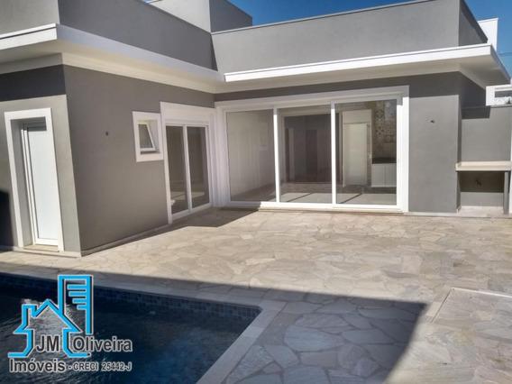 Casa A Venda Condomínio Spazzio I Itapetininga Sp - 213
