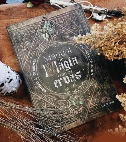 Imagem 1 de 3 de Manual De Magia Com As Ervas