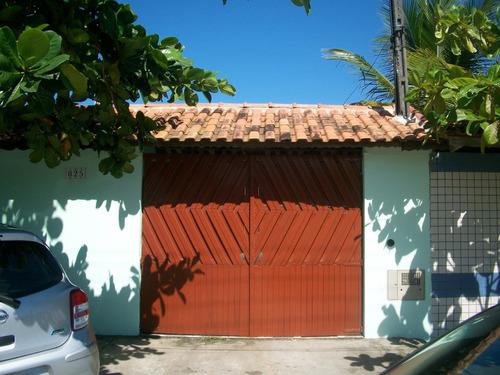 Casa Na Praia De Mongaguá Com Piscina