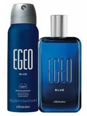 Promoção Combo Egeo Blue - Colônia + Aerosol O Boticário