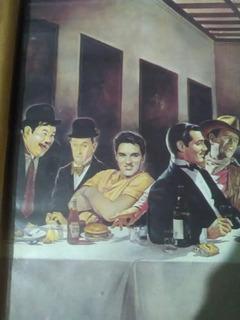 Cuadro Elvis Preily Marlin Monrooe Y Muchos Mas