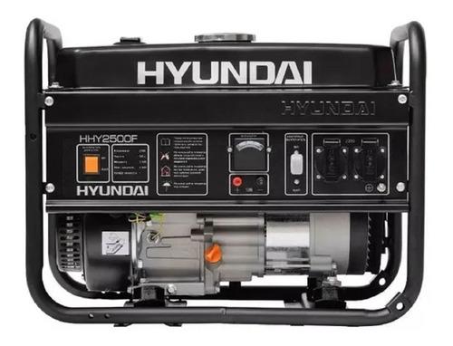Generador Hyundai Hhy 2200f Oferta 1 Año Garantia !!!!