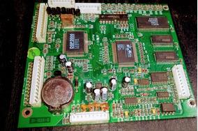Placa Principal Bateria Eletronica Cassio Ld-80