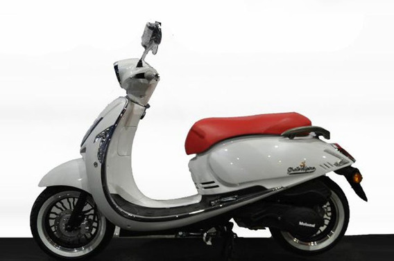 Motomel Strato Alpino 150 0km Scooter Unomotos 2020