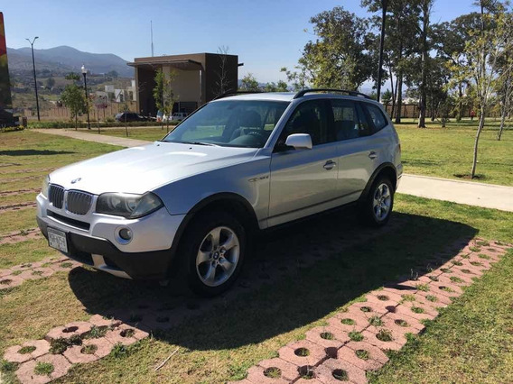 Bmw X3 2.5 Sia Qc At 2008