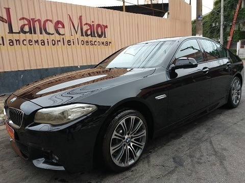 Bmw 528ia M Sp 2.0 Turbo Aut.2015