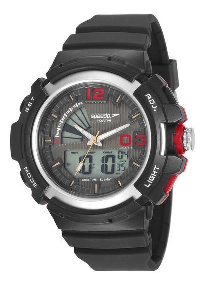 Relógio Speedo Masculino Anadigi Esportivo Prova D