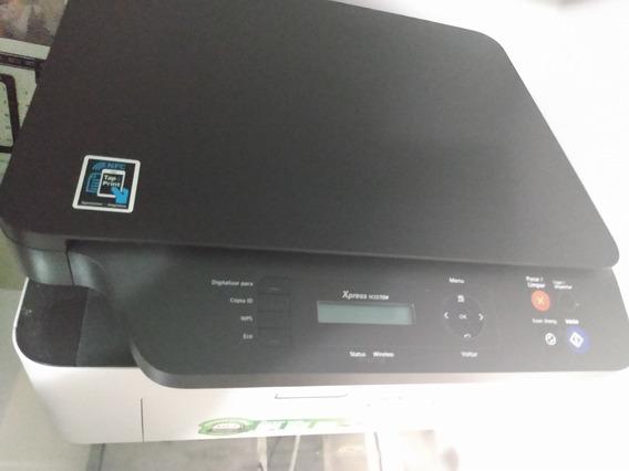 Impressora Multifuncional Laser Samsung Express Mx2070