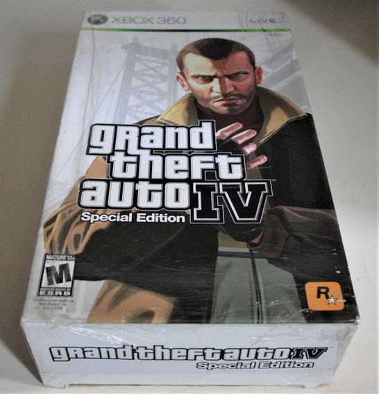 Grand Theft Auto Gta 4 Special Edition Sem Bolsa E Chaveiro
