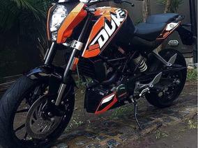Ktm Duke 200 2016 Inmaculada En Garantia Igual A 0km