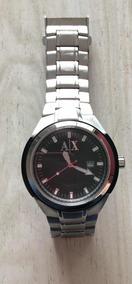 Relógio Armani Exchange Original Metal