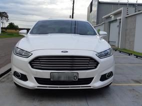 Ford Fusion 2.5 Flex 2013 Com Teto Solar, 25.500 Km Rodados
