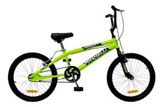 Bicicleta Tomaselli Fantastics Rodado 20 Varón Cuadro Acero