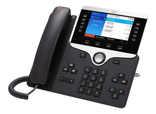 Imagen 1 de 4 de Telefono Ip Cisco 8861 Ip Phone With Multiplatform Firmware