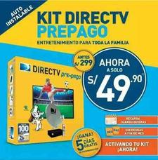 Directv Servicio Técnico Instalación Inmediata Lima