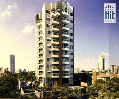 Cobertura Com 1 Dormitório À Venda, 64 M² Por R$ 644.000 - Ipiranga - São Paulo/sp - Co0068