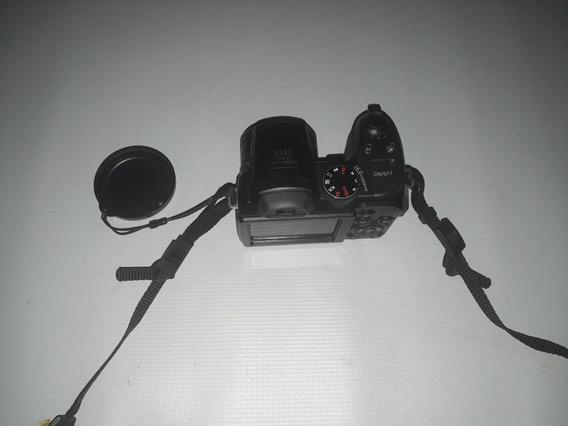 Filmadora /foto Semi Profissional X550 Ge C/flash Cartão De Memoria Praticamente Nova Vale Aproveitar A Promoção