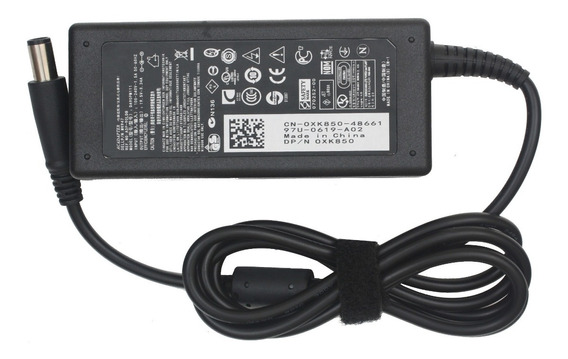 Original DELL 0G6J41 G6J41 HA65NS5-00 A065R073L 65W Charger Power Cord Adapter