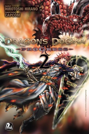 Mangá Vol.2 Dragon