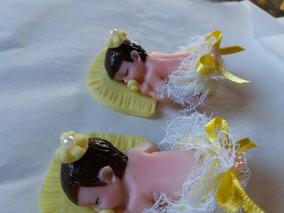 30 Lembrancinha Em Biscuit Maternidade....
