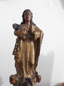 Nossa Senhora Da Conceiçao Portuguesa 40 Cm