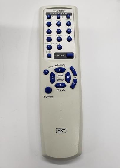 Controle Remoto Som Aiwa Rc-zas02 Similar 001269