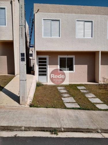 Imagem 1 de 17 de Casa À Venda, 61 M² Por R$ 225.000,00 - Vila São Geraldo - São José Dos Campos/sp - Ca4527