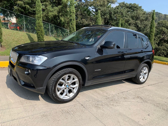 Remato Suv Premiun Bmw X3 Top Line Turbo 2014
