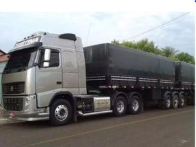 Volvo Fh 540 6x4 Ishift Globetrotter Ano 2014 Bitrem Di