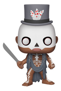 Figura Funko Pop Movies: James Bond S2 - Baron Samedi