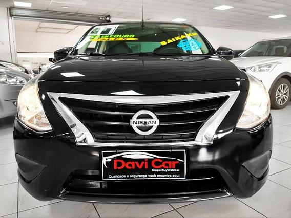 Nissan Versa S 1.0 12v Top!!!