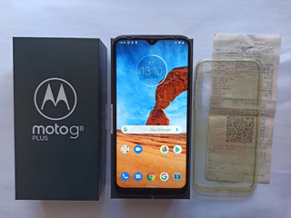 Motorola Moto G8 Plus 64gb - Leia O Anúncio Dp Faz Perguntas