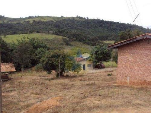 Chácara À Venda, 4600 M² Por R$ 650.000,00 - Ribeirão Dos Porcos - Atibaia/sp - Ch0527