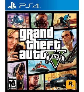 Gta V Ps4 Nuevo Grand Theft Auto 5 Playstation 4 Tienda