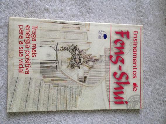 Livro Ensinamentos Feng-shui-ed Canaã Frete R$9.90
