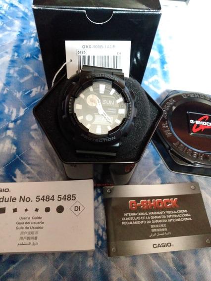 Relógio Casio Gshock Gax-100b-1adr