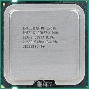 Intel Core 2 Duo E7300 2.66ghz 3m 1066mhz Lga 775 100% Ok