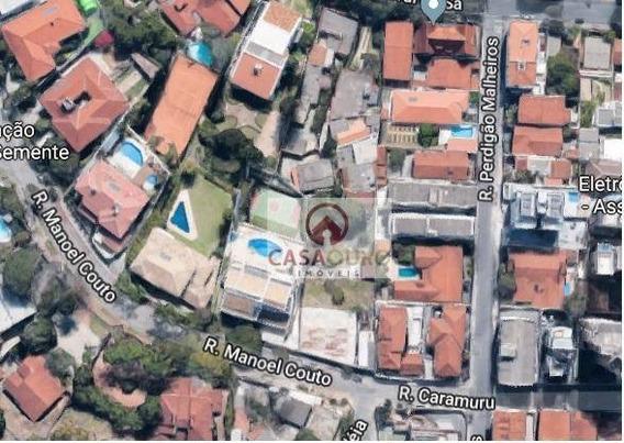 Lote/terreno À Venda, 1566 M² Por R$ 3.000.000 - Te0032