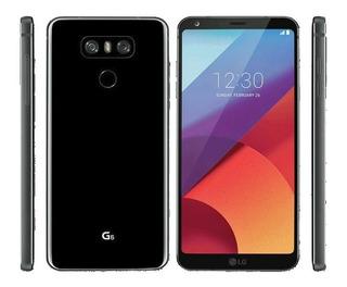 LG G6 Black - Impecável, 11 Meses De Garantia