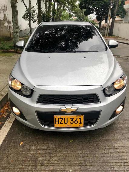Chevrolet Sonic Lts