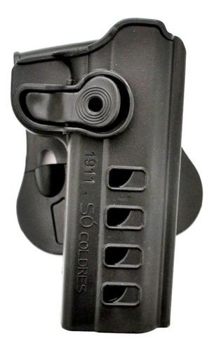 Coldre Polímero Só Coldres P/ Taurus Colt 1911 E Imbel Md1