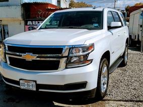 Chevrolet Tahoe 5.4 Lt Piel Cubo At 2016