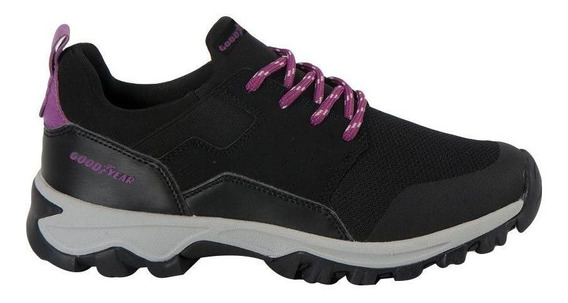 Tenis Deportivo Para Caminar Goodyear Ab185856 Mujer
