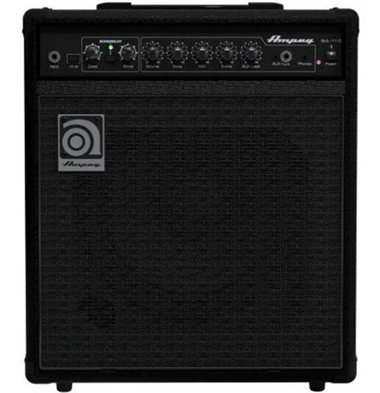 Combo Ampeg Amplificador Para Contrabaixo 30 Watts Ba110v2
