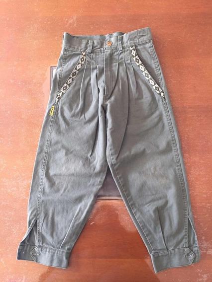 Pantalón Tipo Gaucho - Talle 6