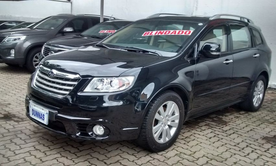 Subaru Tribeca Limited Top 2011 Blindada 7 Lug
