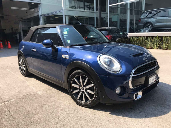 Mini Convertible 2017 2p Convertible S Hot Chili L4/2.0/t A