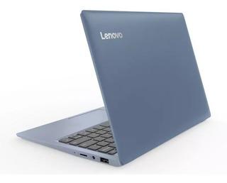 Laptop Lenovo Ideapad 120s-14iap 14 Cel N3350 2g 32g W10