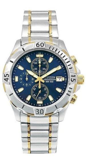 Relógio Citizen Fundo Azul An3394-59l