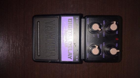 Pedal Digital Sampler Delay Yamaha Japão